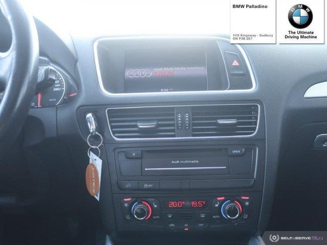 2012 Audi Q5 2.0T Premium Plus (Stk: U0032B) in Sudbury - Image 14 of 21
