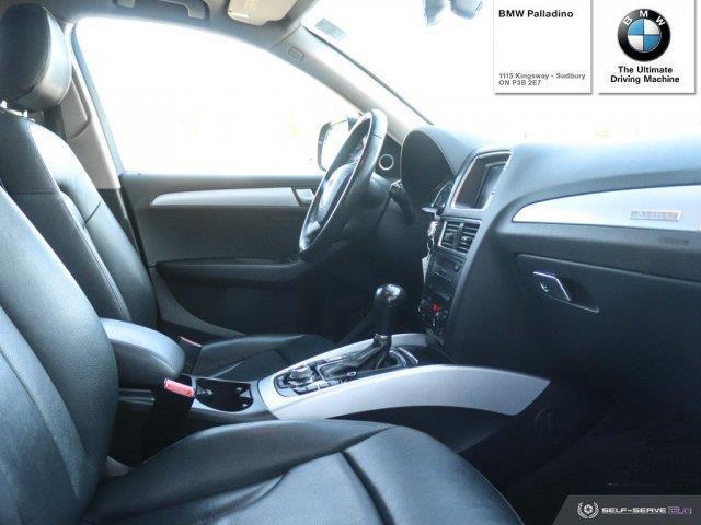 2012 Audi Q5 2.0T Premium Plus (Stk: U0032B) in Sudbury - Image 18 of 21