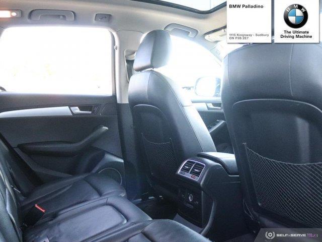 2012 Audi Q5 2.0T Premium Plus (Stk: U0032B) in Sudbury - Image 19 of 21
