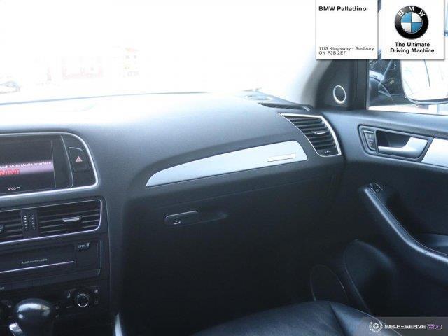 2012 Audi Q5 2.0T Premium Plus (Stk: U0032B) in Sudbury - Image 21 of 21