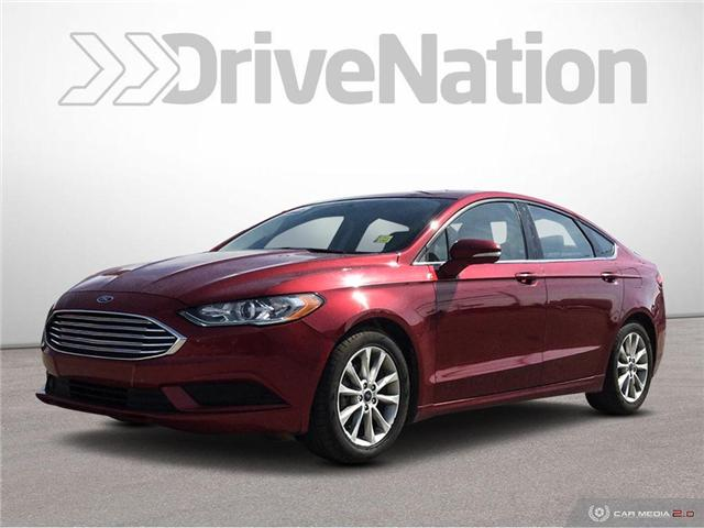 2017 Ford Fusion SE (Stk: B2029) in Prince Albert - Image 1 of 25