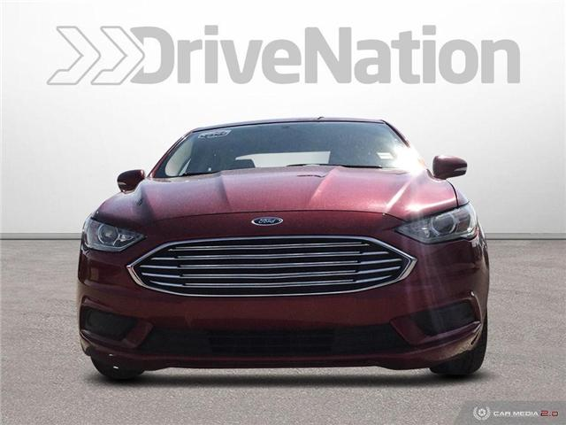 2017 Ford Fusion SE (Stk: B2029) in Prince Albert - Image 2 of 25