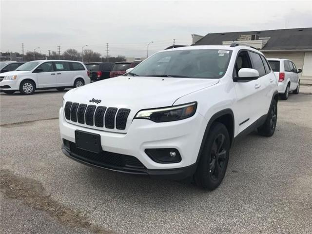2019 Jeep Cherokee North (Stk: J18609) in Newmarket - Image 1 of 20