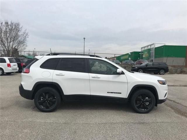 2019 Jeep Cherokee North (Stk: J18609) in Newmarket - Image 6 of 20