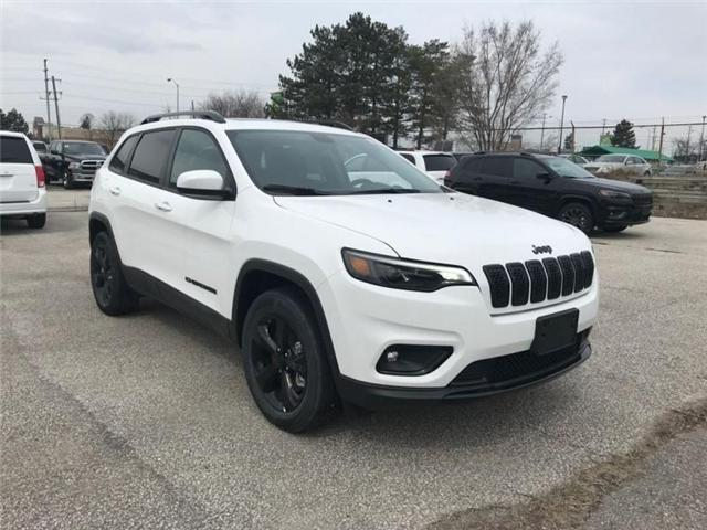 2019 Jeep Cherokee North (Stk: J18609) in Newmarket - Image 7 of 20