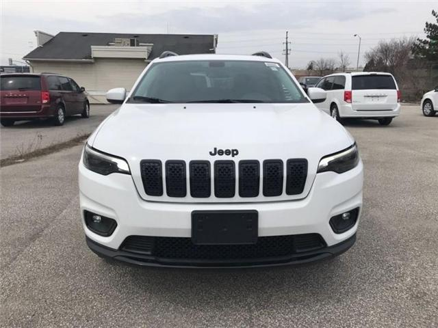 2019 Jeep Cherokee North (Stk: J18609) in Newmarket - Image 8 of 20