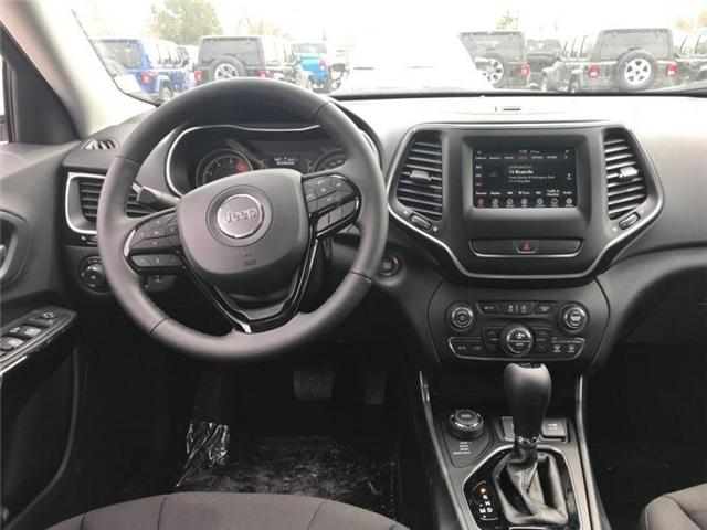 2019 Jeep Cherokee North (Stk: J18609) in Newmarket - Image 12 of 20