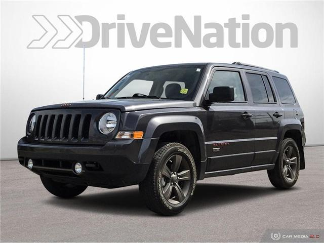 2017 Jeep Patriot Sport/North (Stk: B2045) in Prince Albert - Image 1 of 25