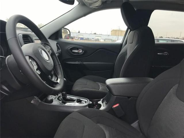 2019 Jeep Cherokee North (Stk: J18609) in Newmarket - Image 13 of 20