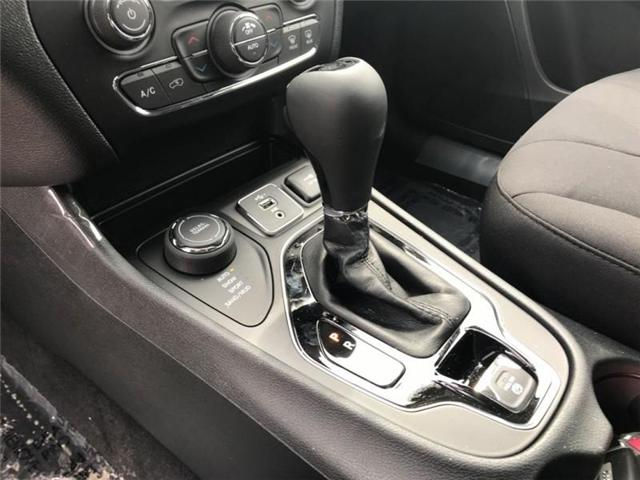 2019 Jeep Cherokee North (Stk: J18609) in Newmarket - Image 16 of 20