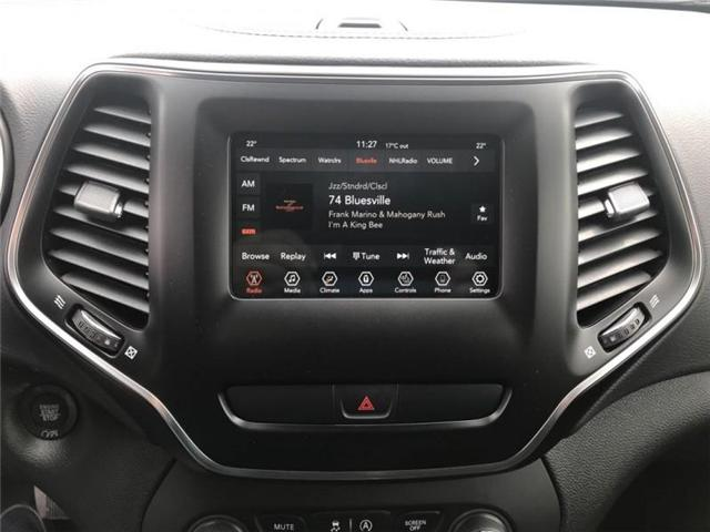 2019 Jeep Cherokee North (Stk: J18609) in Newmarket - Image 17 of 20