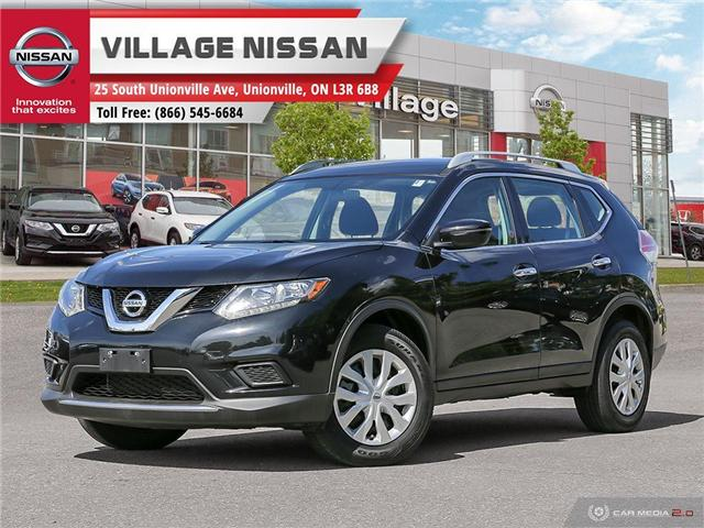 2016 Nissan Rogue S (Stk: 90132A) in Unionville - Image 1 of 27