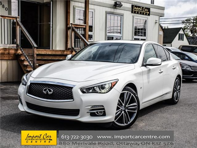 2015 Infiniti Q50 Base (Stk: 419139) in Ottawa - Image 1 of 27