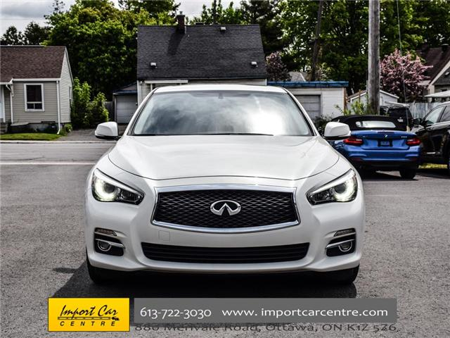 2015 Infiniti Q50 Base (Stk: 419139) in Ottawa - Image 2 of 27