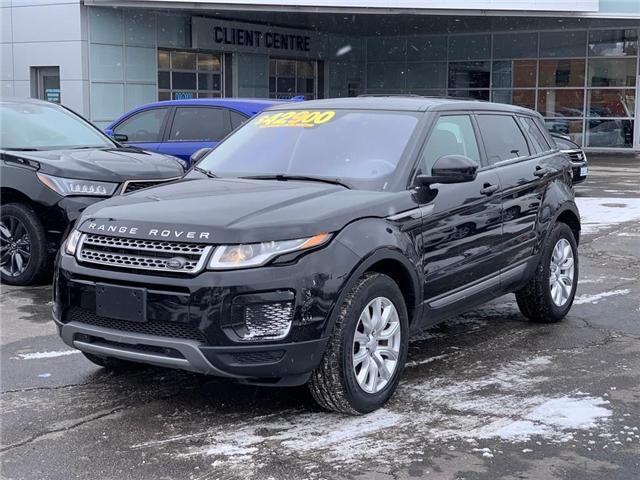 2018 Land Rover Range Rover Evoque SE (Stk: 4014) in Burlington - Image 2 of 30