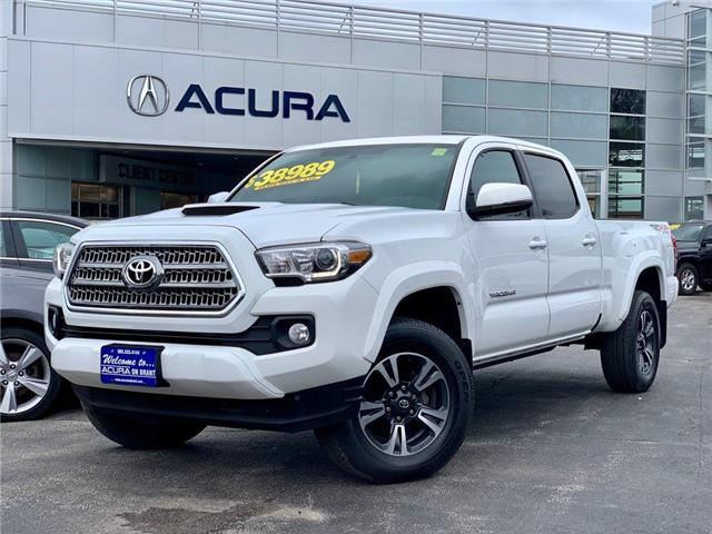 2017 Toyota Tacoma  (Stk: D412) in Burlington - Image 1 of 30