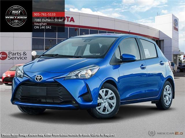 2019 Toyota Yaris LE Hatchback (Stk: 68971) in Vaughan - Image 1 of 24