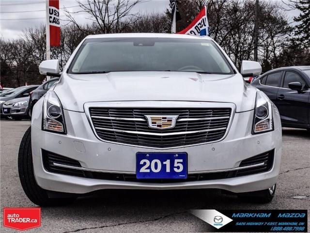 2015 Cadillac ATS 2.0L Turbo Luxury (Stk: N190108B) in Markham - Image 2 of 29