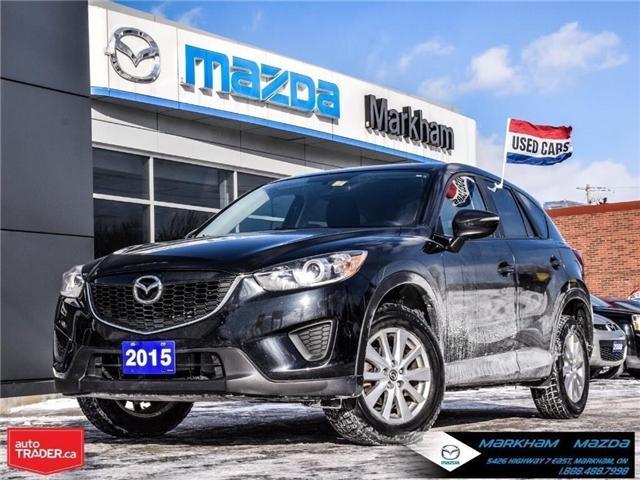 2015 Mazda CX-5 GX (Stk: P1847) in Markham - Image 1 of 20