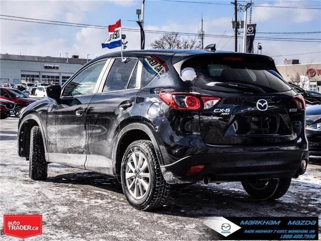 2015 Mazda CX-5 GX (Stk: P1847) in Markham - Image 4 of 20