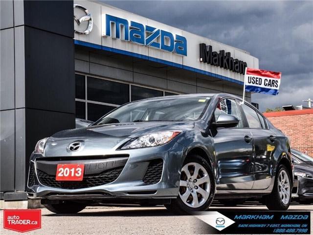 2013 Mazda Mazda3 GX (Stk: P1871) in Markham - Image 1 of 22