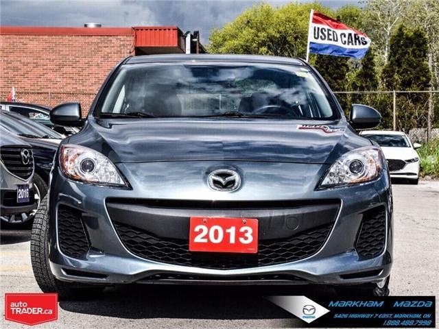 2013 Mazda Mazda3 GX (Stk: P1871) in Markham - Image 2 of 22