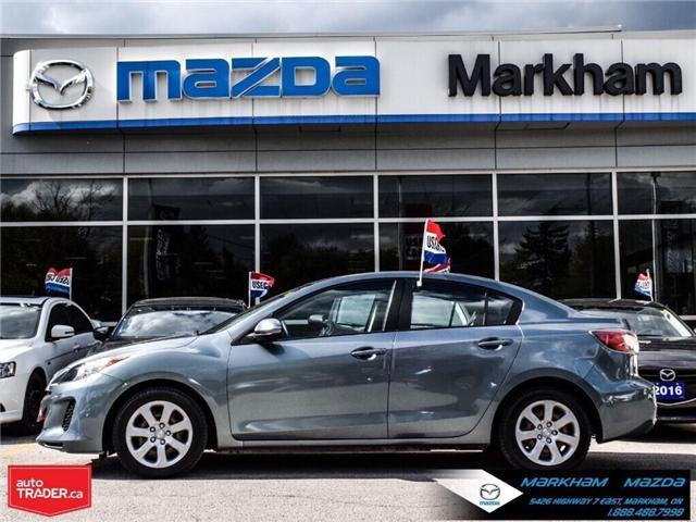 2013 Mazda Mazda3 GX (Stk: P1871) in Markham - Image 3 of 22