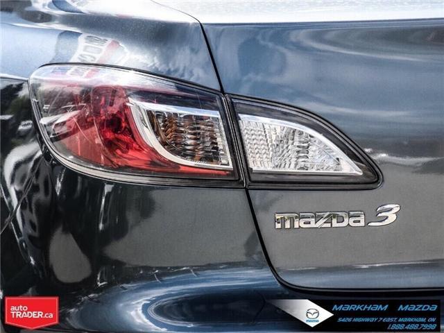 2013 Mazda Mazda3 GX (Stk: P1871) in Markham - Image 5 of 22