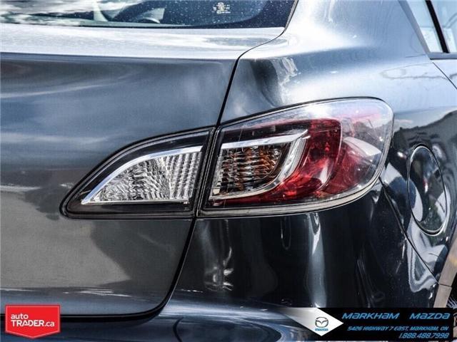 2013 Mazda Mazda3 GX (Stk: P1871) in Markham - Image 7 of 22