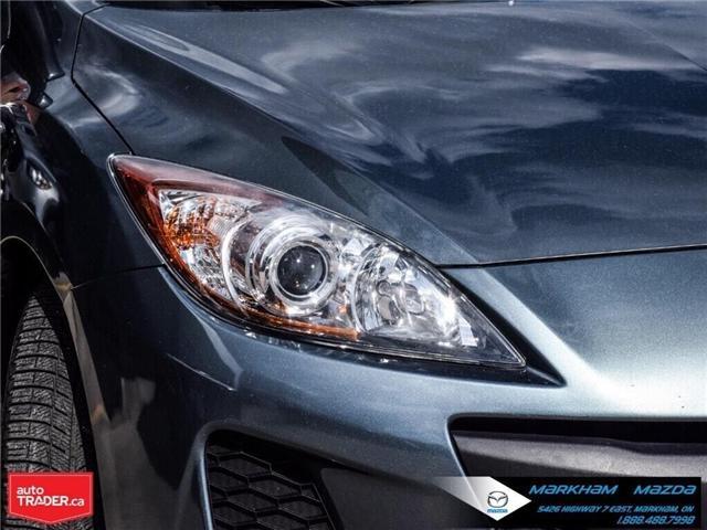 2013 Mazda Mazda3 GX (Stk: P1871) in Markham - Image 8 of 22