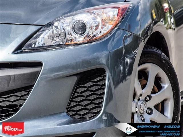 2013 Mazda Mazda3 GX (Stk: P1871) in Markham - Image 9 of 22