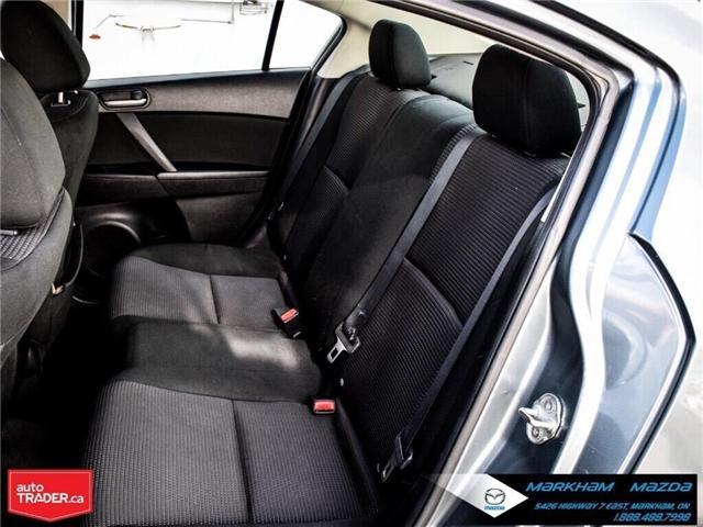 2013 Mazda Mazda3 GX (Stk: P1871) in Markham - Image 13 of 22
