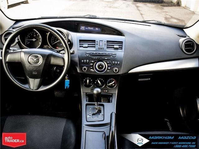 2013 Mazda Mazda3 GX (Stk: P1871) in Markham - Image 18 of 22
