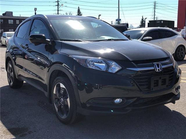 2018 Honda HR-V EX-L (Stk: 57210A) in Scarborough - Image 7 of 23