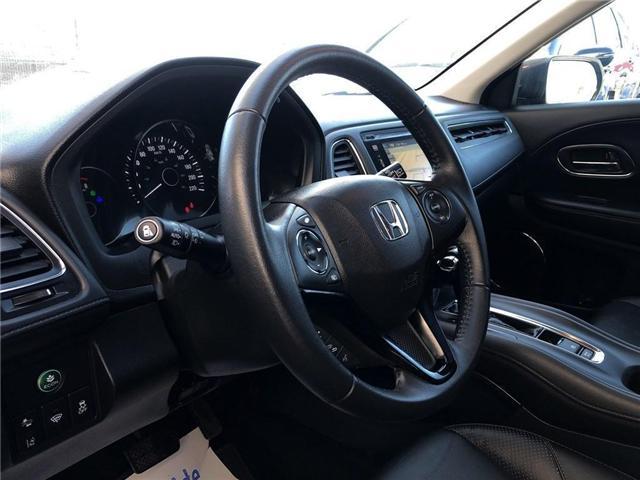2018 Honda HR-V EX-L (Stk: 57210A) in Scarborough - Image 10 of 23
