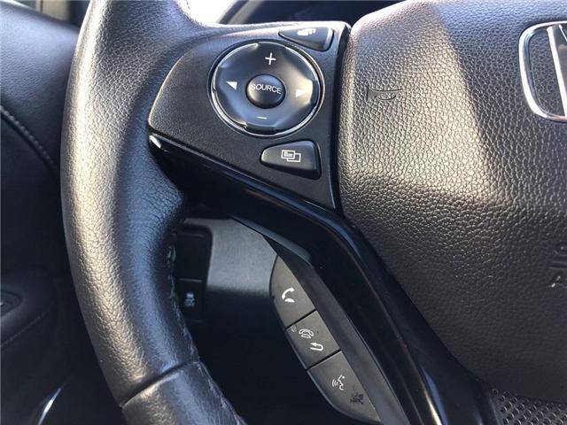 2018 Honda HR-V EX-L (Stk: 57210A) in Scarborough - Image 12 of 23