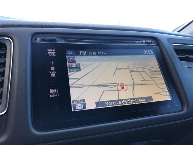 2018 Honda HR-V EX-L (Stk: 57210A) in Scarborough - Image 15 of 23