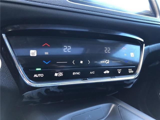 2018 Honda HR-V EX-L (Stk: 57210A) in Scarborough - Image 18 of 23