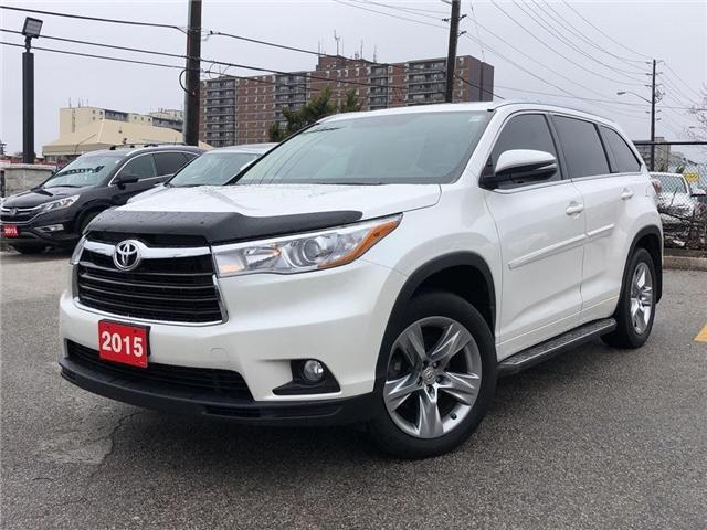 2015 Toyota Highlander Limited (Stk: 57589A) in Scarborough - Image 1 of 23