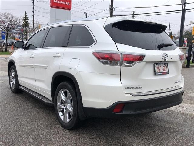 2015 Toyota Highlander Limited (Stk: 57589A) in Scarborough - Image 2 of 23