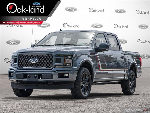 2019 Ford F-150 Lariat (Stk: 9T510) in Oakville - Image 1 of 25