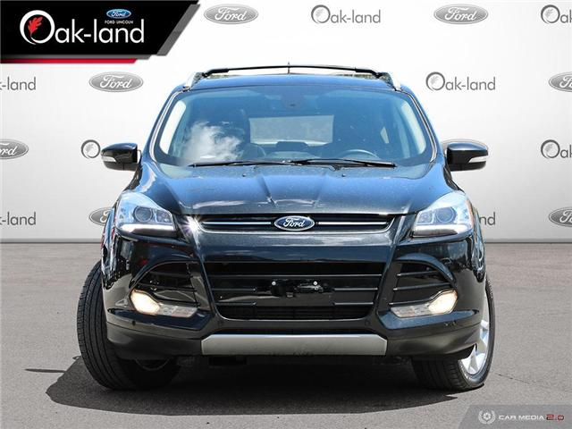 2015 Ford Escape Titanium (Stk: 9T159DA) in Oakville - Image 2 of 27