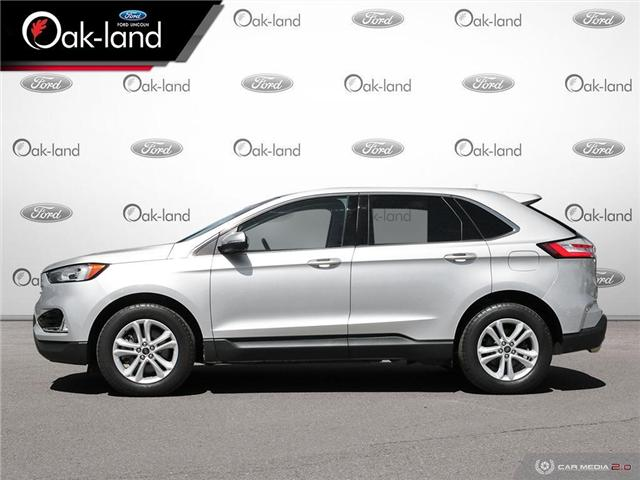 2019 Ford Edge SEL (Stk: A3139) in Oakville - Image 3 of 27