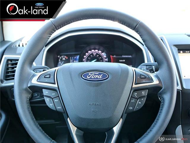 2019 Ford Edge SEL (Stk: A3139) in Oakville - Image 14 of 27