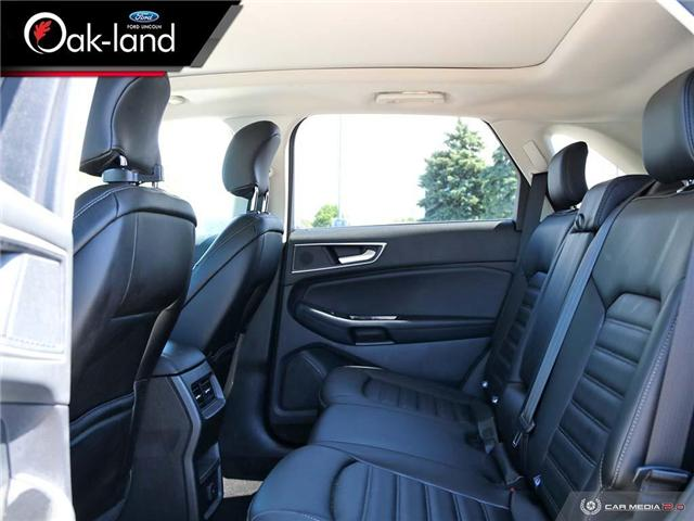 2019 Ford Edge SEL (Stk: A3139) in Oakville - Image 26 of 27