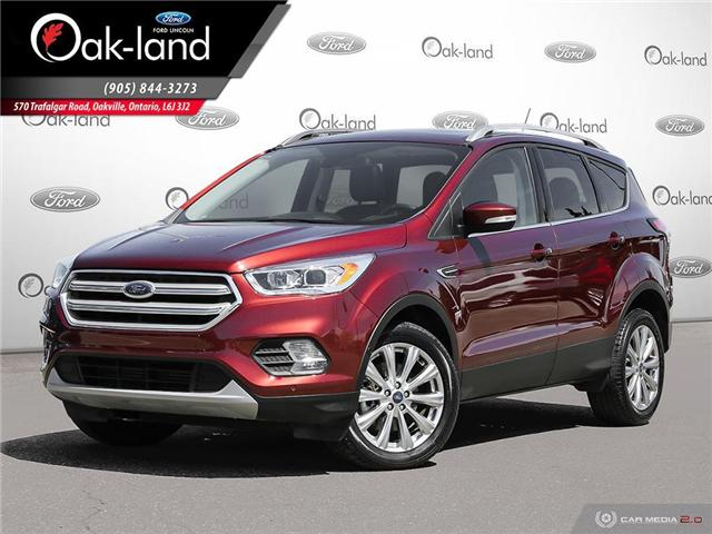 2018 Ford Escape Titanium (Stk: A3141) in Oakville - Image 1 of 27