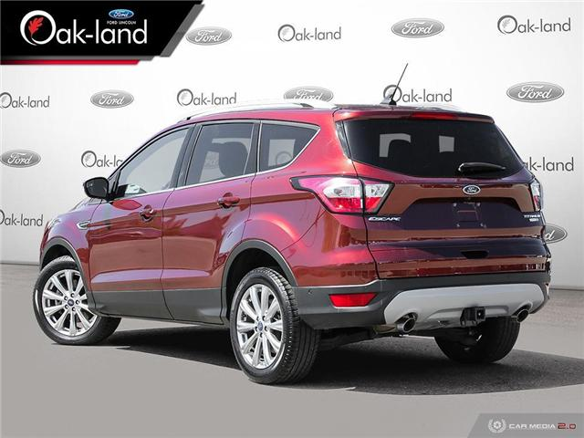 2018 Ford Escape Titanium (Stk: A3141) in Oakville - Image 4 of 27