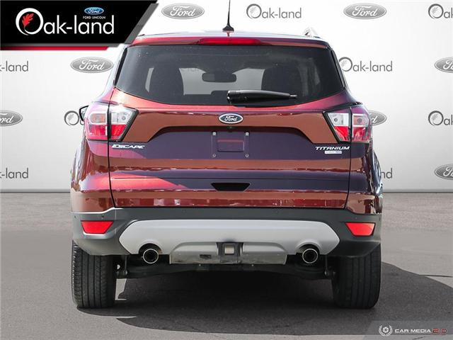 2018 Ford Escape Titanium (Stk: A3141) in Oakville - Image 5 of 27