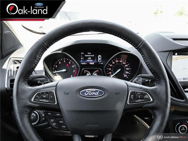 2018 Ford Escape Titanium (Stk: A3141) in Oakville - Image 14 of 27