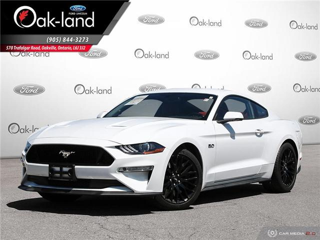 2018 Ford Mustang GT Premium (Stk: A3129A) in Oakville - Image 1 of 27